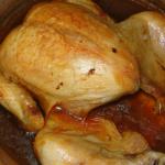ázijské kura pečené v rúre