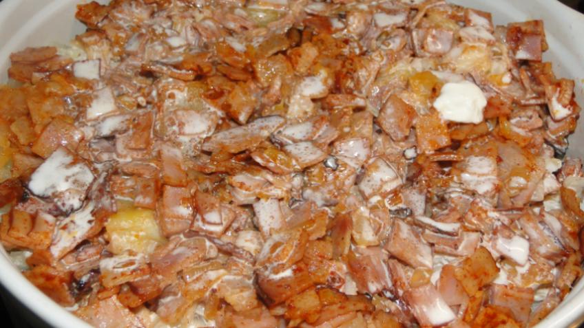 recepty z kyslej kapusty
