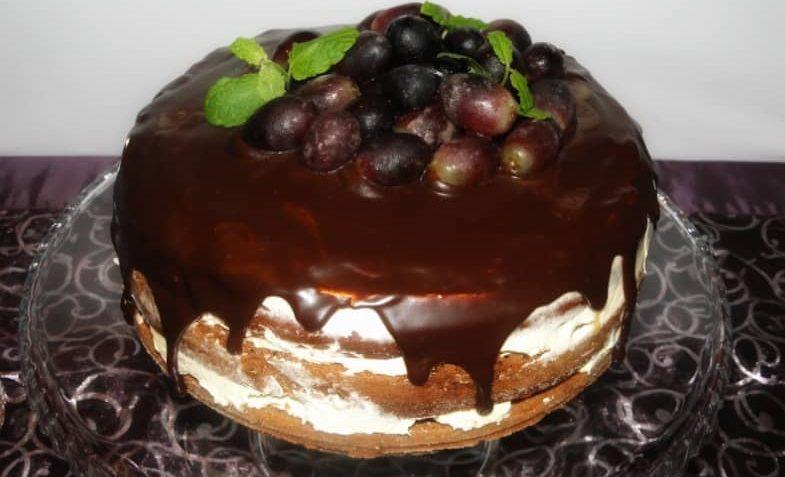nedeľná torta
