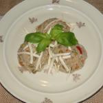 kuracie rizoto so zeleninou
