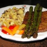 vegetariánsky steak
