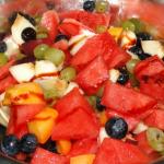 melónové recepty