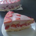 Nepečená torta z kyslej smotany