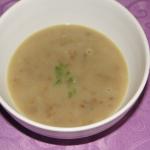 vegetariánska polievka