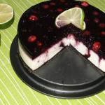Ovocný cheesecake