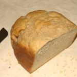 ako pripraviť domáci chlieb