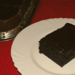 tapiokový koláč