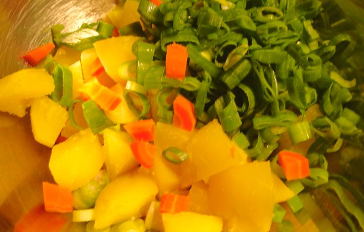 vegetariánska strava