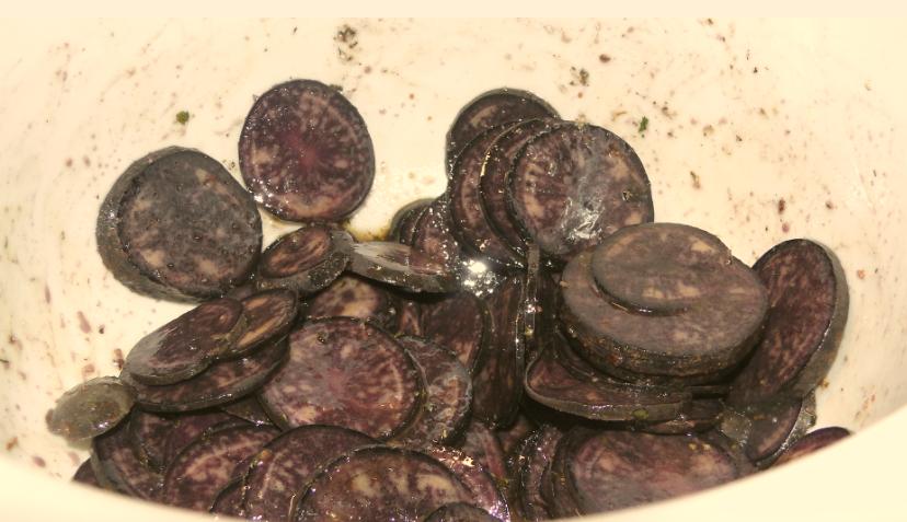 zdravé fialové zemiaky