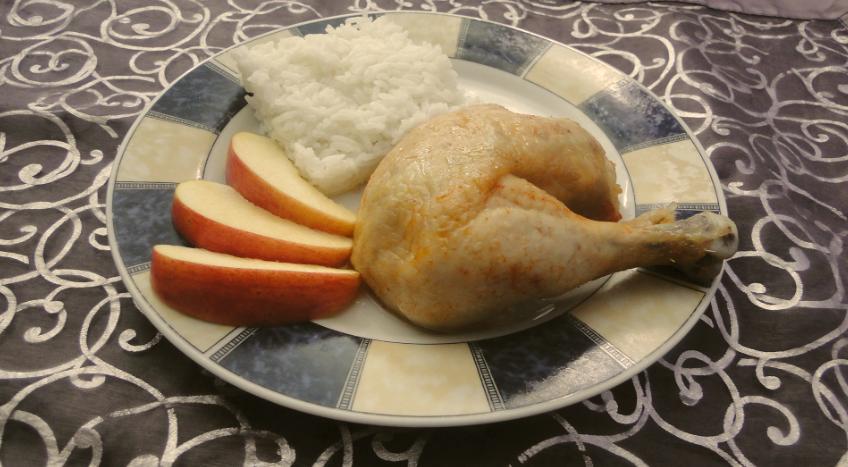 šťavnaté kura