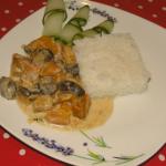 vegetariánsky obed