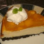 Cheesecake s ovocnou polevou