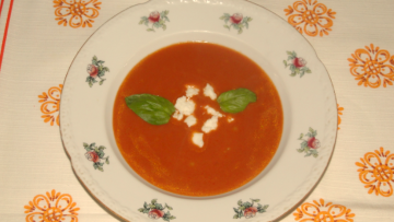 bezmäsitá polievka