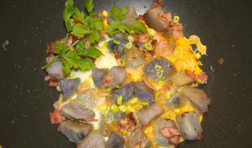 zemiakoví rýchla večera