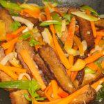 vegánske jedlo