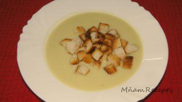 základný recept na krémovú polievku