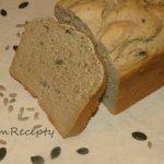 zdravý chlieb z domácej pekárne