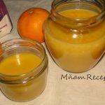 pomarančový krém