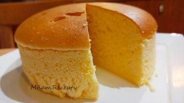 koláč zo smotanového syra