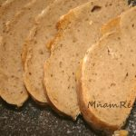jednoduchý recept na chlieb, ktorý zvládne každý