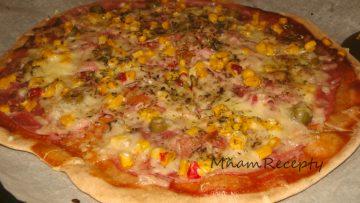 pizza z kvásku