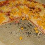 zdravá pizza z lievito madre