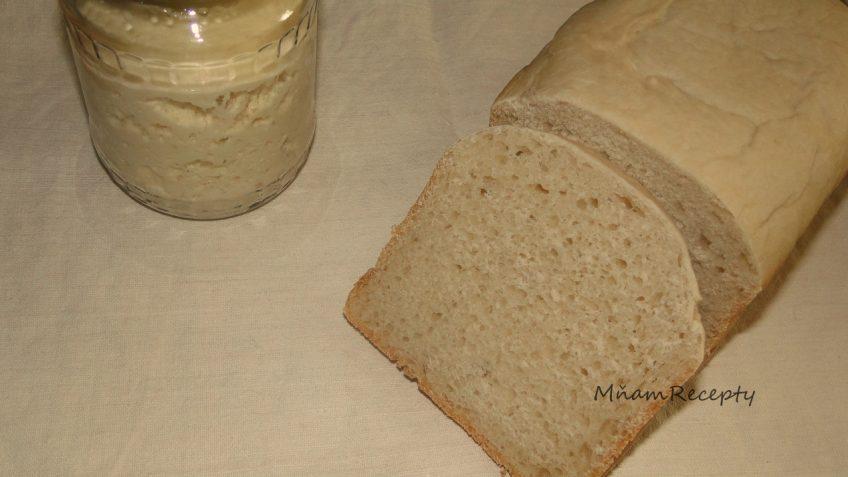 kváskový toast