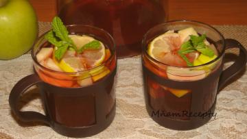 osviežujúci nápoj