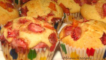 šťavnaté muffiny