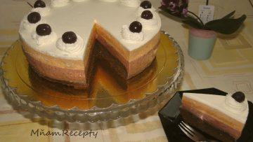 retro torta