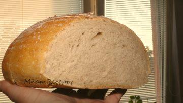 kváskový chlieb z acidka