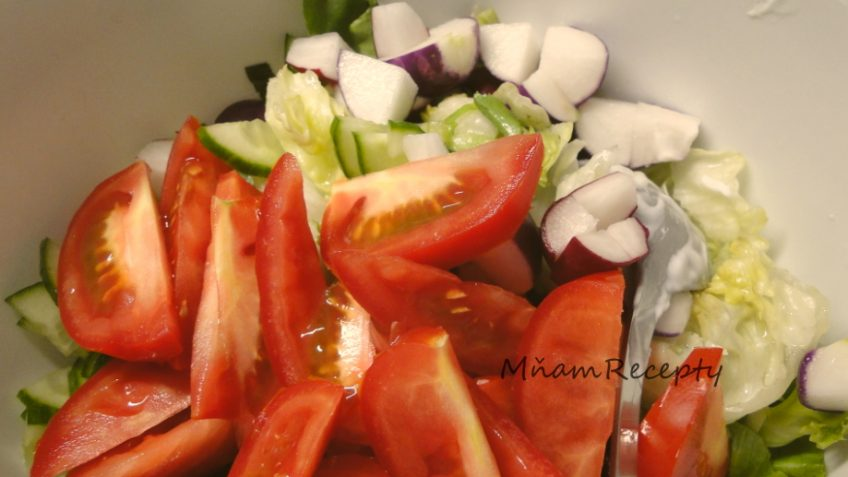 fit recepty zo zeleniny