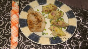 šťouchané brambory