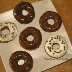 donuty z lievito madre