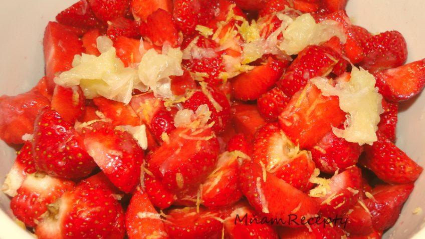 ako zužitkovať jahody