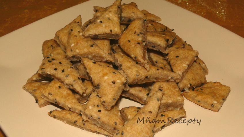 kváskové kekse