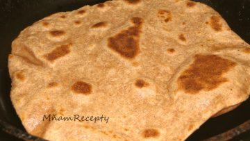 domáce tortille