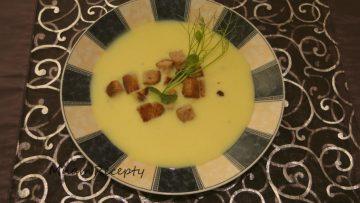 krémová polievka