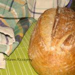 hrnčekový chlieb