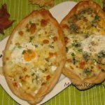 gruzínsky chlieb plnený