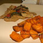 recepty zo sladkých zemiakov