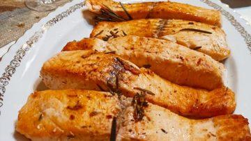 recepty z lososa