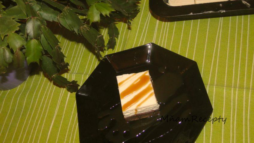 špaldový koláč s mascarpone