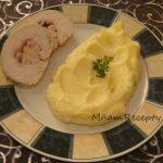 roláda z morčacieho mäsa