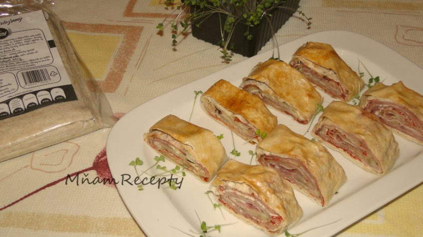 recepty z chleba lavaš