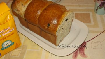 pain au lait brioche