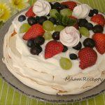 ľahká torta