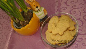 veľkonočné cookies