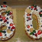 narodeninová torta
