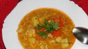 rýchla polievka